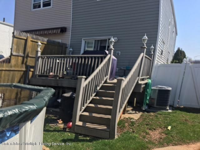 Single Family - Semi-Attached 134 Laguardia Avenue  Staten Island, NY 10314, MLS-1118386-16