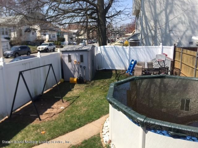Single Family - Semi-Attached 134 Laguardia Avenue  Staten Island, NY 10314, MLS-1118386-18
