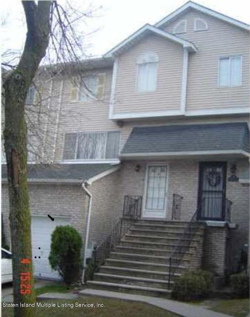 Single Family - Attached in Huguenot - 117 Rosedale Avenue  Staten Island, NY 10312