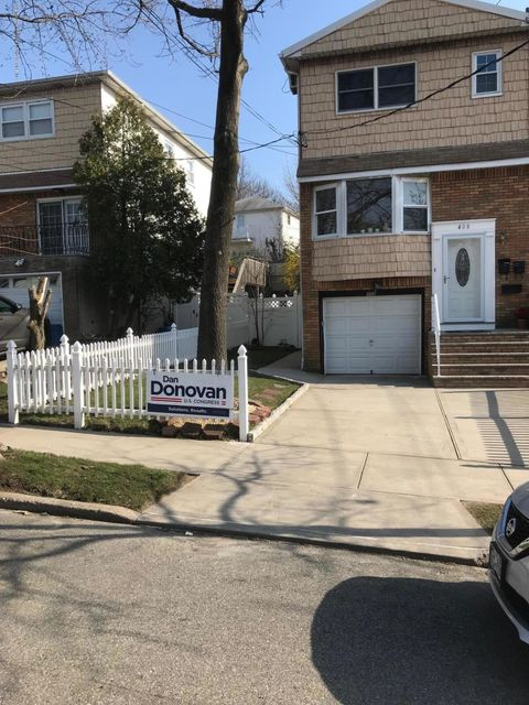 Single Family - Semi-Attached in Willowbrook - 408 Harold Street  Staten Island, NY 10314