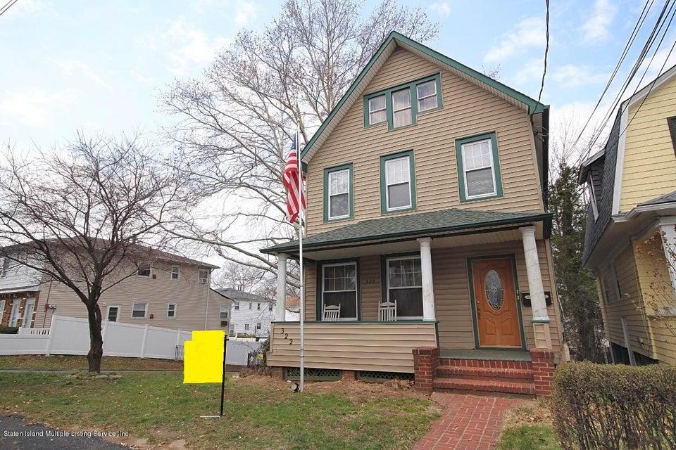 Single Family - Detached in Port Richmond - 322 Jewett Avenue  Staten Island, NY 10302
