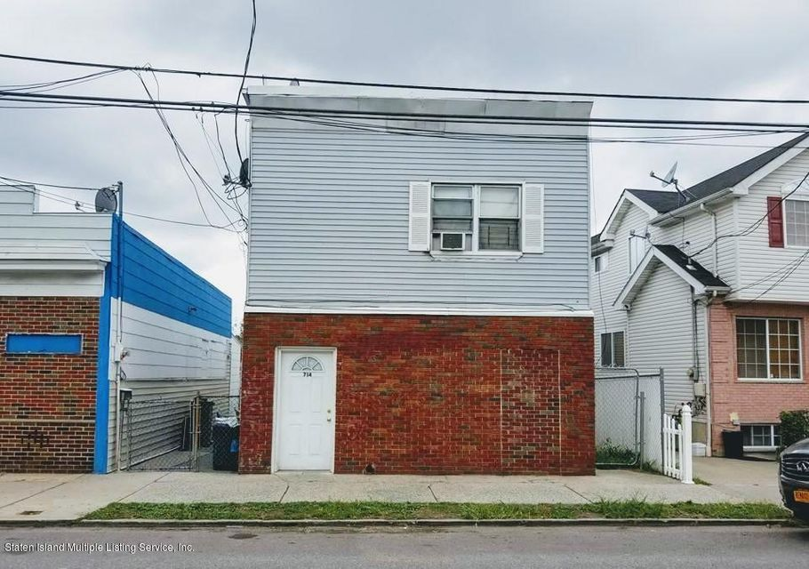 Two Family - Detached 714 Port Richmond Avenue  Staten Island, NY 10302, MLS-1118369-2