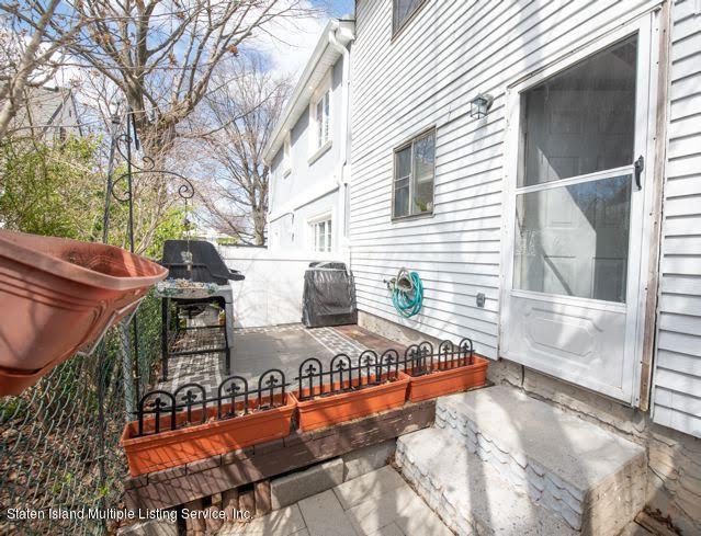 Single Family - Attached 162 Gannon Avenue  Staten Island, NY 10314, MLS-1118527-15