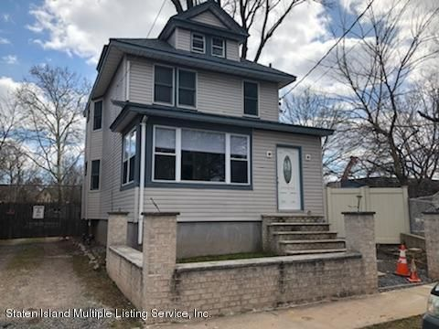 Single Family - Detached in Port Richmond - 157 Cortlandt Street  Staten Island, NY 10302