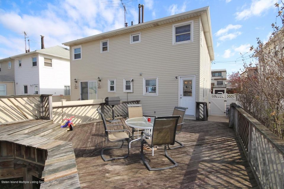 Single Family - Semi-Attached 344 Fairbanks Avenue  Staten Island, NY 10306, MLS-1118580-9