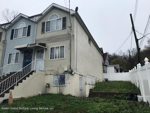 Single Family - Attached in Stapleton - 294 Targee Street  Staten Island, NY 10304