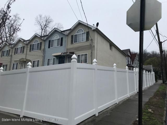 Single Family - Attached 294 Targee Street  Staten Island, NY 10304, MLS-1118819-2
