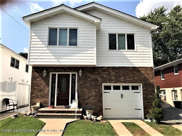Two Family - Detached 657 Edgegrove Avenue  Staten Island, NY 10312, MLS-1118818-2