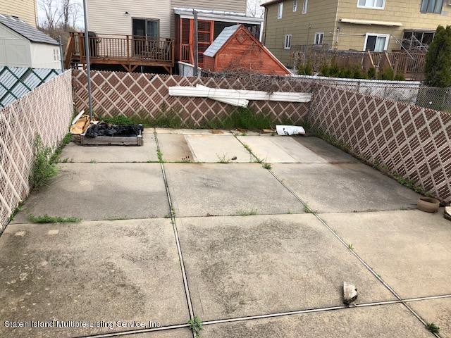 Single Family - Semi-Attached 387 Stobe Avenue  Staten Island, NY 10306, MLS-1118831-19