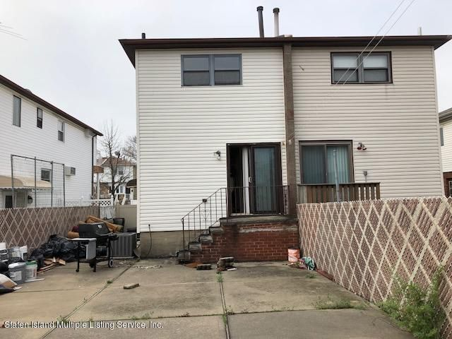 Single Family - Semi-Attached 387 Stobe Avenue  Staten Island, NY 10306, MLS-1118831-18