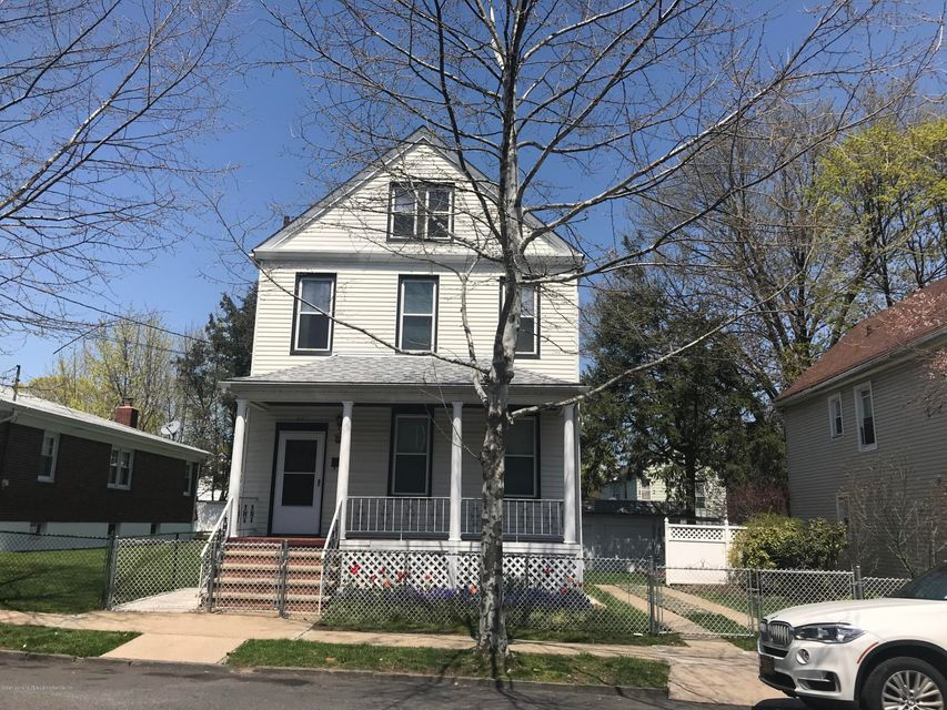Two Family - Detached in Stapleton - 37 Hamilton Street  Staten Island, NY 10304