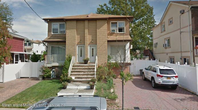 Single Family - Semi-Attached in Grant City - 308 Rudyard Street  Staten Island, NY 10306