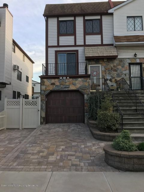 Single Family - Semi-Attached 234 Monahan Avenue  Staten Island, NY 10314, MLS-1118975-4