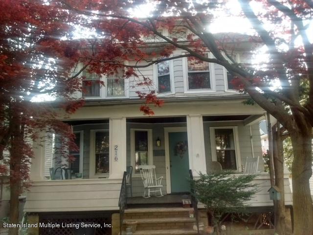 Single Family - Detached 216 Bard Avenue   Staten Island, NY 10310, MLS-1118992-5