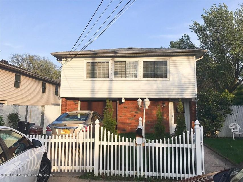 Single Family - Detached in Midland Beach - 246 Poultney Street  Staten Island, NY 10306