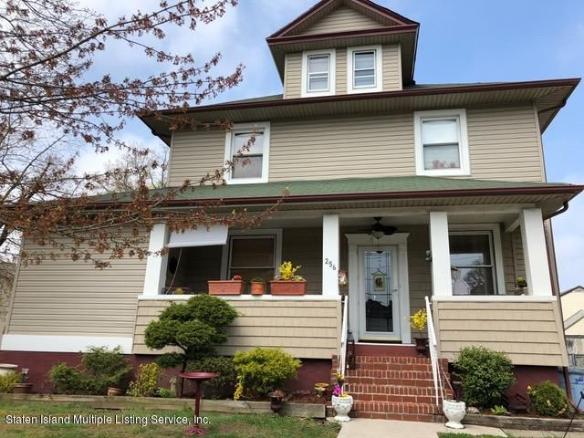 Single Family - Detached in Westerleigh - 256 Wardwell Ave   Staten Island, NY 10314