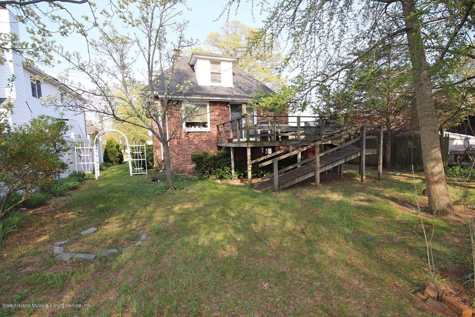Single Family - Detached 474 Sleight Avenue  Staten Island, NY 10307, MLS-1119114-3