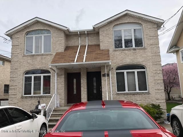 Two Family - Semi-Attached 3078 Richmond Road  Staten Island, NY 10306, MLS-1119116-2
