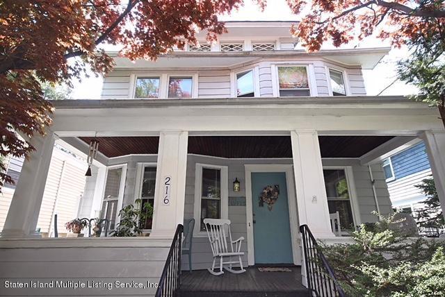 Single Family - Detached in Randall Manor - 216 Bard Avenue   Staten Island, NY 10310