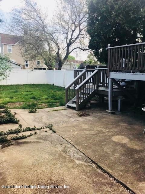 Two Family - Semi-Attached 18 Wilbur Street  Staten Island, NY 10309, MLS-1119111-23