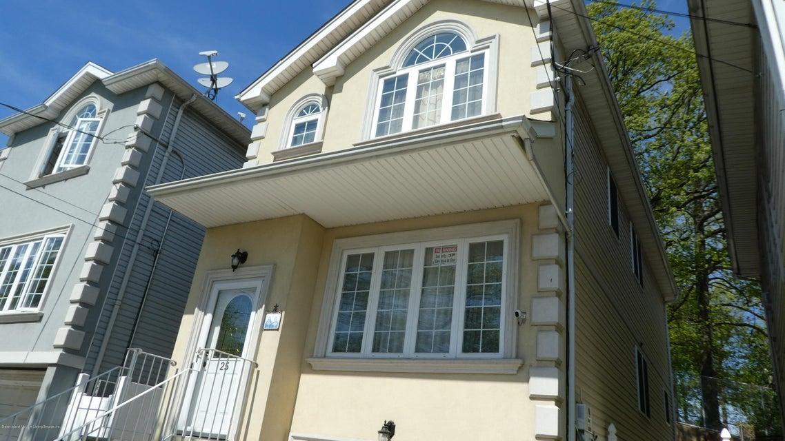 Single Family - Detached 25 Summer Street  Staten Island, NY 10305, MLS-1119191-4
