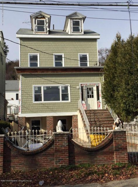 Two Family - Detached in Tompkinsville - 124 Saint Pauls Avenue  Staten Island, NY 10301