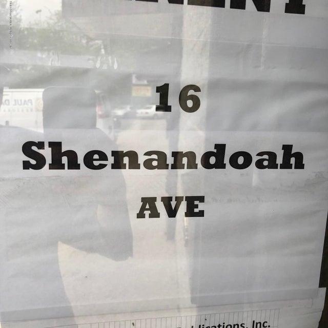Manufacturing 16 Shenandoah Avenue  Staten Island, NY 10314, MLS-1119385-14
