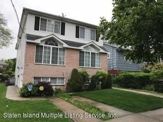 Single Family - Semi-Attached in Sunset Hill - 335 Hart Avenue  Staten Island, NY 10310