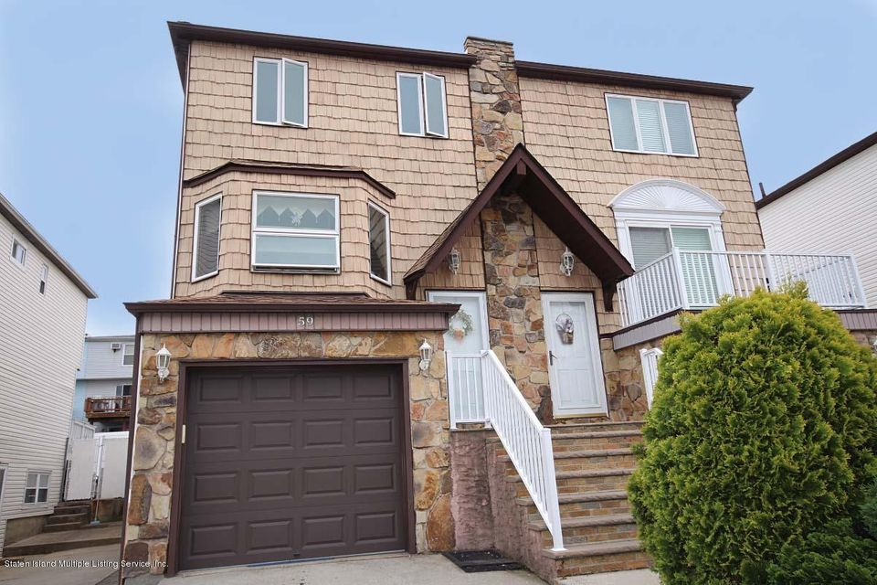 Single Family - Semi-Attached in Bulls Head - 59 Kingsbridge Avenue  Staten Island, NY 10314