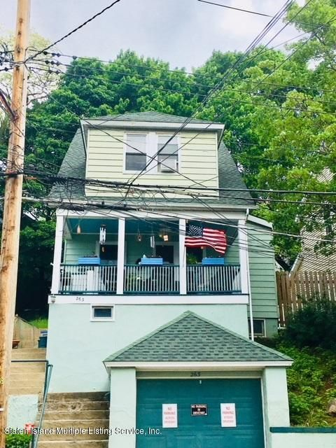 Single Family - Detached 263 Westervelt Avenue  Staten Island, NY 10301, MLS-1119575-3