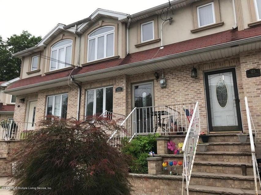 Single Family - Attached 121 Melvin Avenue  Staten Island, NY 10314, MLS-1119850-2