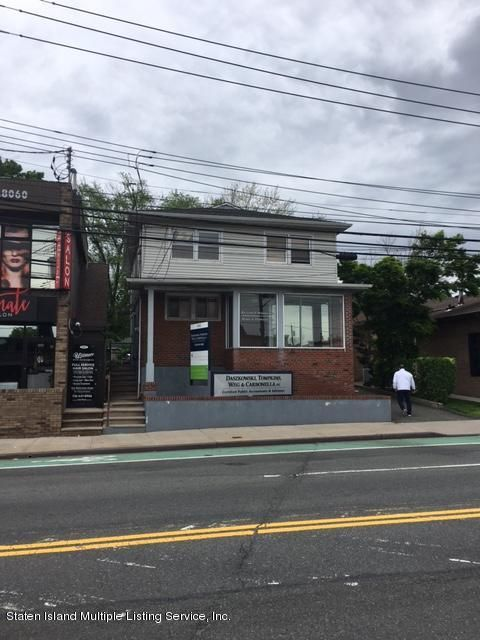 Commercial 1303 Clove Road  Staten Island, NY 10301, MLS-1119833-3