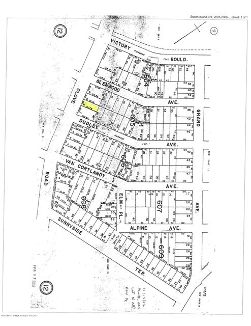 Commercial 1303 Clove Road  Staten Island, NY 10301, MLS-1119833-8