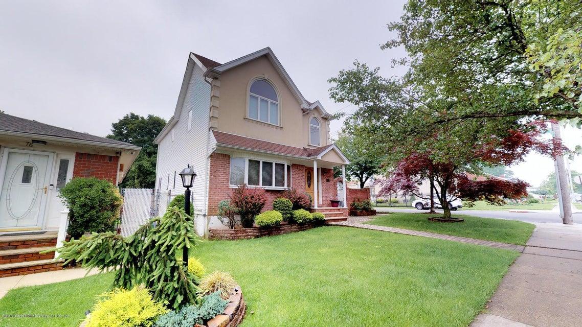 Single Family - Detached 80 Rensselaer Avenue  Staten Island, NY 10312, MLS-1119449-2