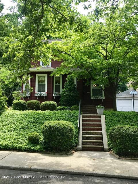 Single Family - Detached 64 Gregg Place  Staten Island, NY 10310, MLS-1119932-2