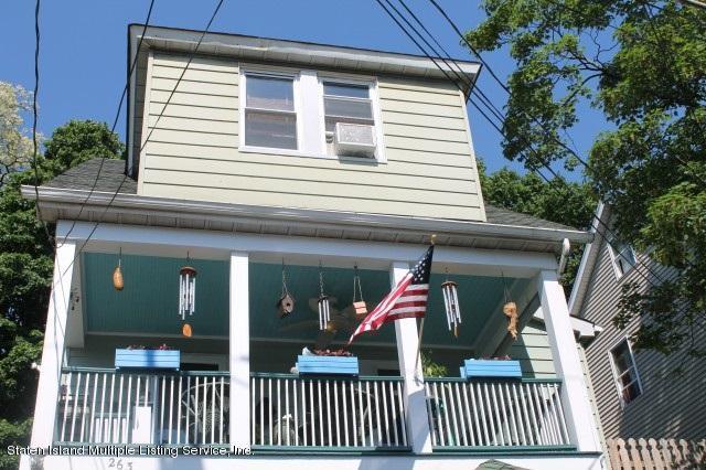 Single Family - Detached 263 Westervelt Avenue  Staten Island, NY 10301, MLS-1119575-2