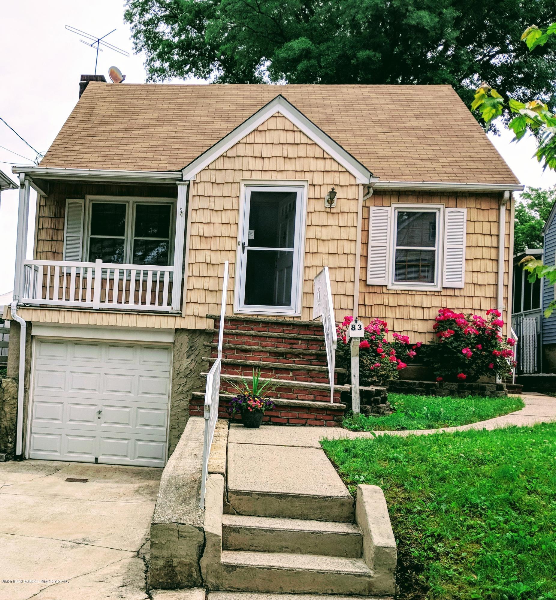 Single Family - Detached 83 Crafton Avenue  Staten Island, NY 10314, MLS-1120220-2