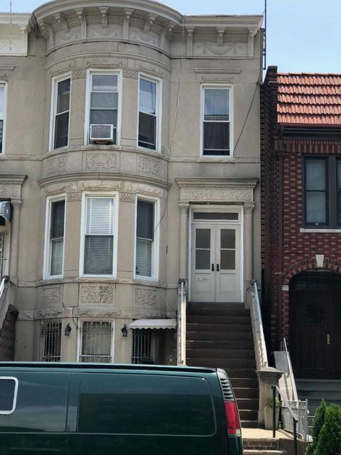 Two Family - Attached in Bay Ridge - 8635 Ft. Hamilton Parkway  Brooklyn, NY 11228