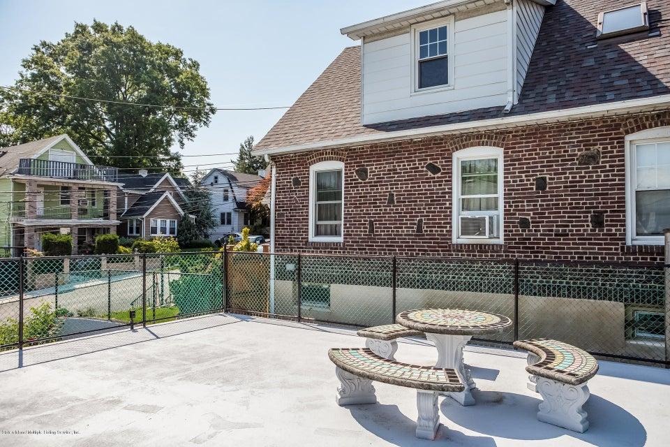 Single Family - Semi-Attached 10 University Place  Staten Island, NY 10301, MLS-1120177-45