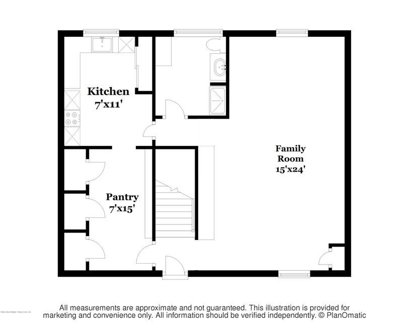 Single Family - Semi-Attached 10 University Place  Staten Island, NY 10301, MLS-1120177-50