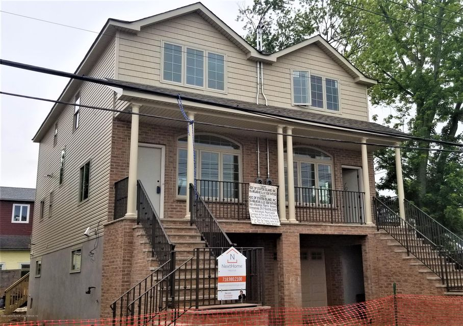 Single Family - Semi-Attached in Midland Beach - 488 Bedford Ave   Staten Island, NY 10306