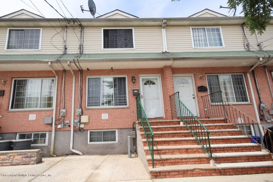 Single Family - Attached in Mariners Harbor - 8 Mersereau Avenue  Staten Island, NY 10303