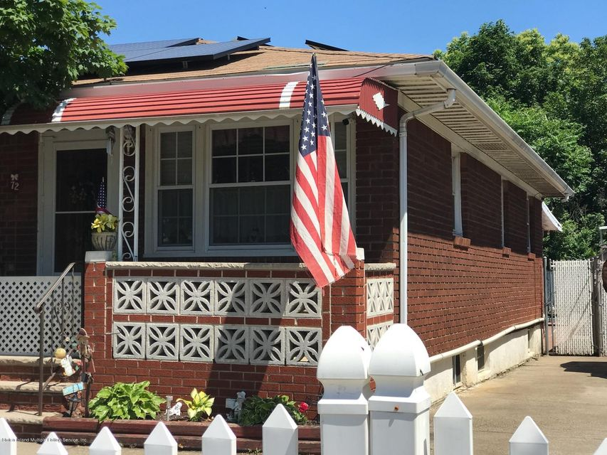 Single Family - Detached in New Dorp - 72 Mill Road  Staten Island, NY 10306