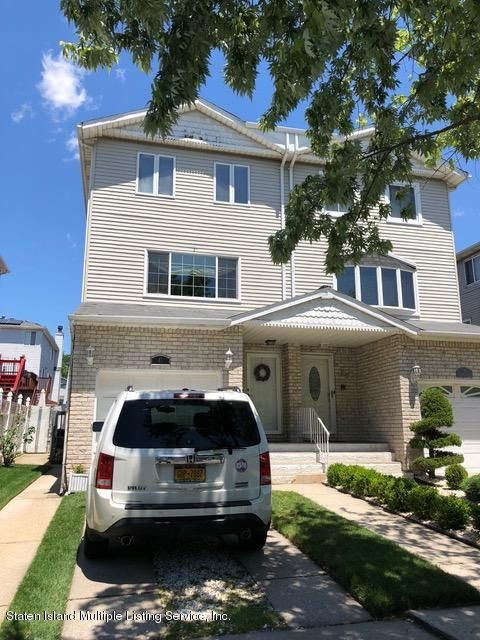 Single Family - Semi-Attached in Eltingville - 41 Marne Avenue  Staten Island, NY 10312