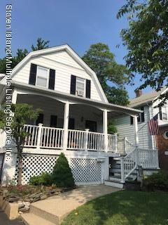 Single Family - Detached 120 Bedell Avenue  Staten Island, NY 10307, MLS-1120314-21