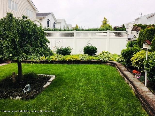 Single Family - Detached 469 Genesee Avenue  Staten Island, NY 10312, MLS-1120405-37