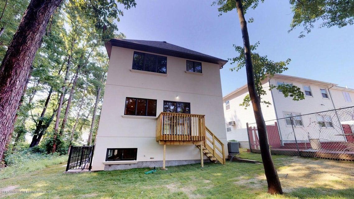 Single Family - Detached 471 Rensselaer Avenue  Staten Island, NY 10312, MLS-1120362-44
