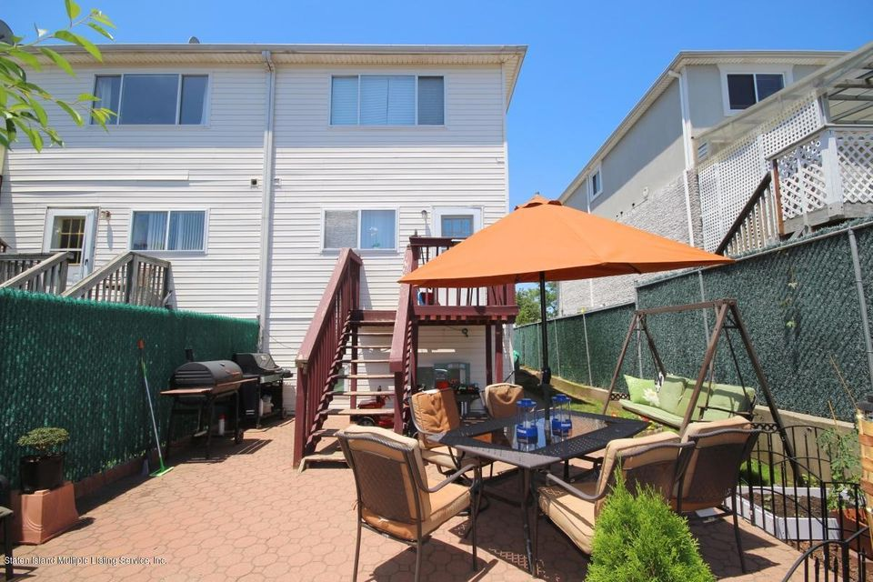 Single Family - Attached 82 Oceanside Avenue  Staten Island, NY 10305, MLS-1120430-19