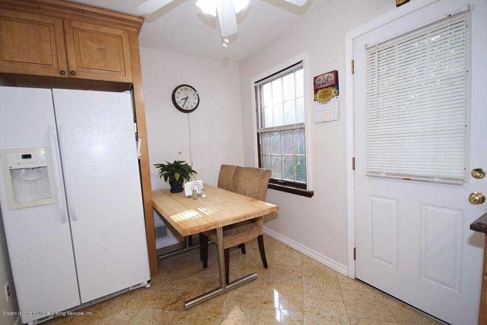 Single Family - Semi-Attached 105 Cranford Avenue  Staten Island, NY 10306, MLS-1120450-16