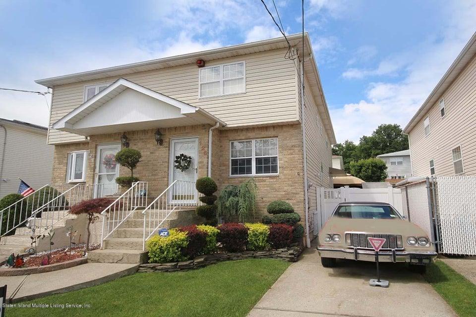 Single Family - Semi-Attached 126 Lovelace Avenue  Staten Island, NY 10312, MLS-1120342-2